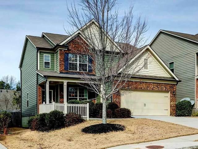 815 Harrison Dr, Acworth, GA 30102 (MLS #6826730) :: Kennesaw Life Real Estate