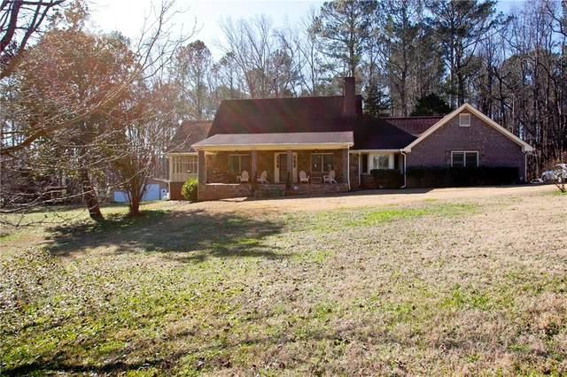 2656 Hickory Road, Canton, GA 30115 (MLS #6826812) :: Path & Post Real Estate