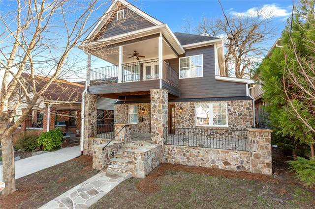 505 Angier Avenue NE, Atlanta, GA 30308 (MLS #6826825) :: 515 Life Real Estate Company