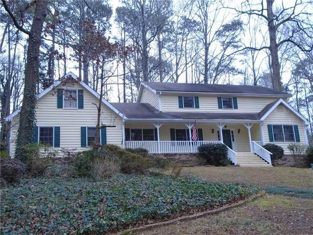 7688 Ciboney Drive, Jonesboro, GA 30236 (MLS #6826853) :: North Atlanta Home Team