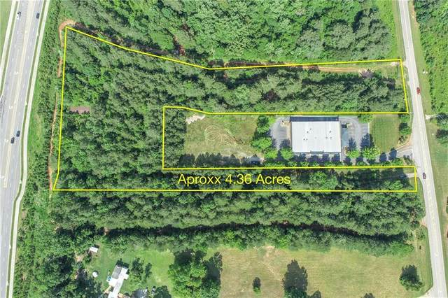 5374 Thompson Mill Road, Hoschton, GA 30548 (MLS #6826886) :: Cindy's Realty Group