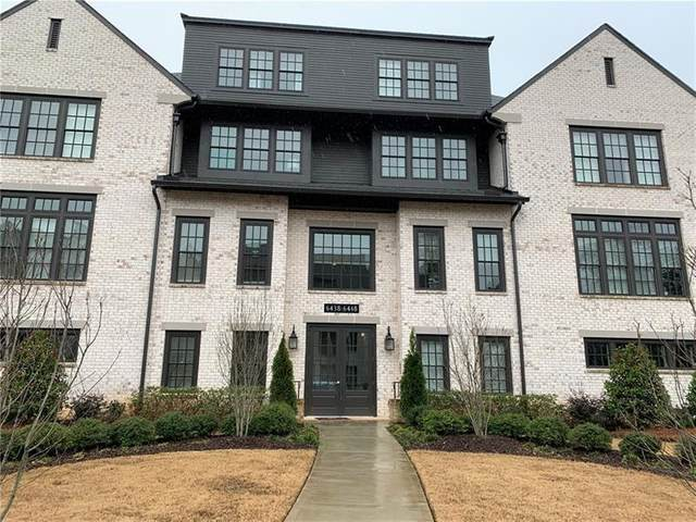 6448 Canopy Drive, Sandy Springs, GA 30328 (MLS #6827105) :: Tonda Booker Real Estate Sales