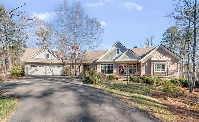 68 Bear Creek Drive, Big Canoe, GA 30143 (MLS #6827158) :: RE/MAX Prestige