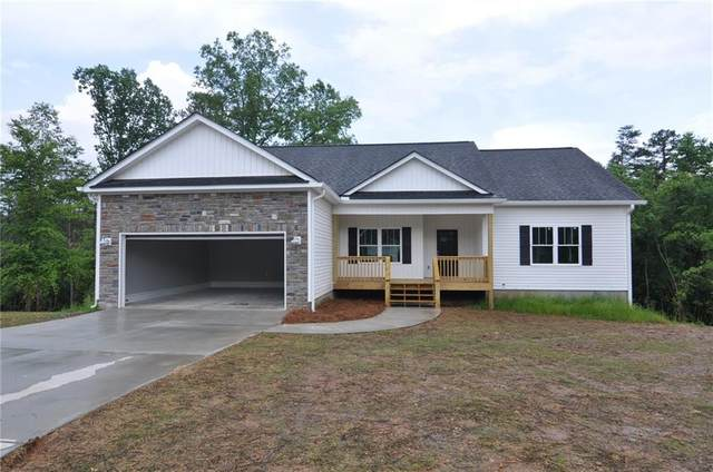 Lot 12 Haybrook Drive, Cleveland, GA 30528 (MLS #6827162) :: North Atlanta Home Team