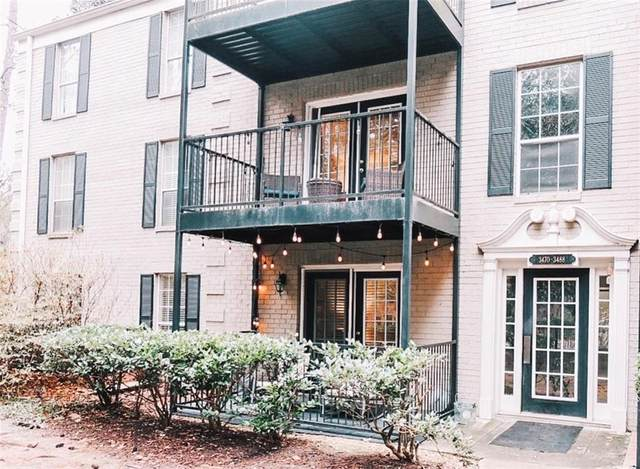 3470 Essex Avenue #82, Atlanta, GA 30339 (MLS #6827234) :: Keller Williams Realty Cityside