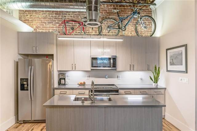 510 Whitehall Street SW #201, Atlanta, GA 30303 (MLS #6827271) :: Path & Post Real Estate
