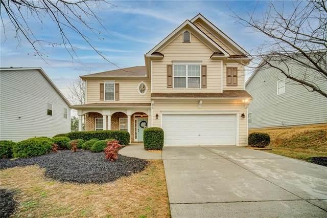 612 Wiley Court, Canton, GA 30115 (MLS #6827310) :: RE/MAX Paramount Properties