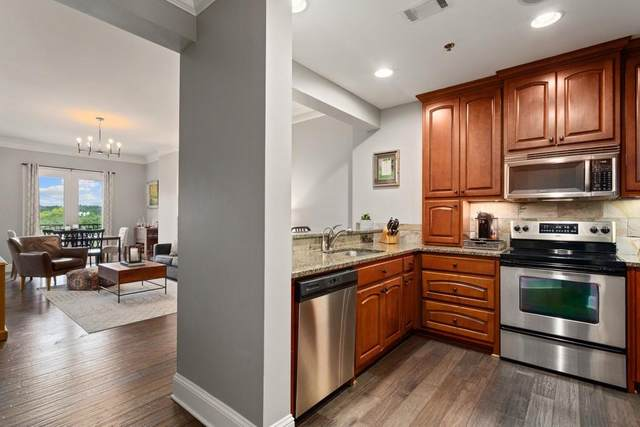 2277 Peachtree Road NE #706, Atlanta, GA 30309 (MLS #6827537) :: Path & Post Real Estate