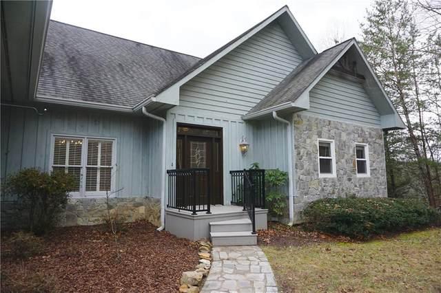 2606 Mountain Tops Road, Blue Ridge, GA 30513 (MLS #6827688) :: North Atlanta Home Team