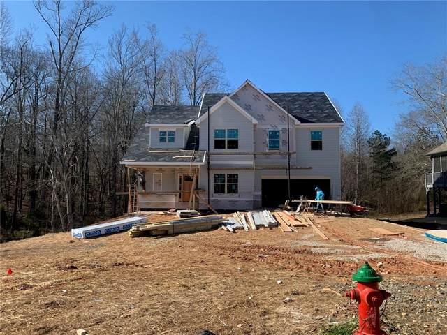 989 Lake Rockwell Way, Winder, GA 30680 (MLS #6827698) :: North Atlanta Home Team