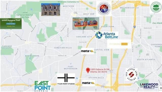 1085 Osborne Street SW, Atlanta, GA 30310 (MLS #6828032) :: Thomas Ramon Realty