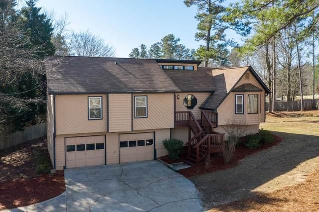 1740 Hill Road, Marietta, GA 30062 (MLS #6828069) :: RE/MAX Prestige