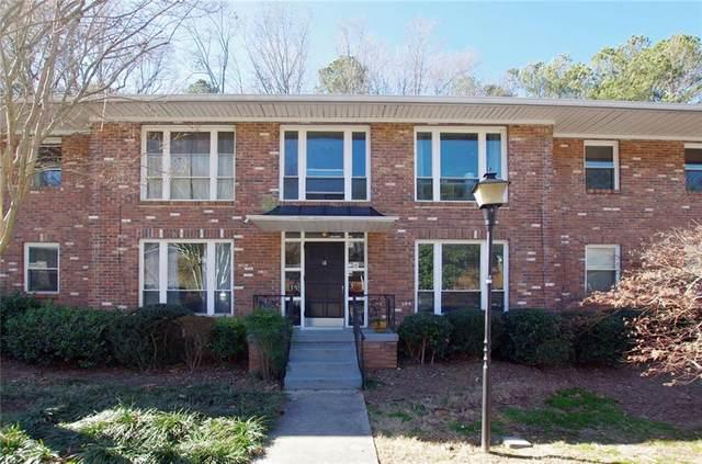 510 Coventry Road 13A, Decatur, GA 30030 (MLS #6828112) :: North Atlanta Home Team