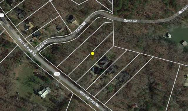 00 War Hill Park Road, Dawsonville, GA 30534 (MLS #6828115) :: RE/MAX Prestige
