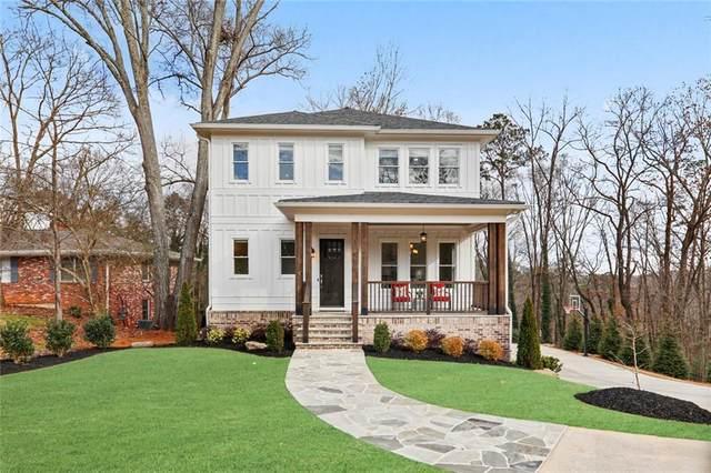 185 Spring Drive, Roswell, GA 30075 (MLS #6828121) :: North Atlanta Home Team