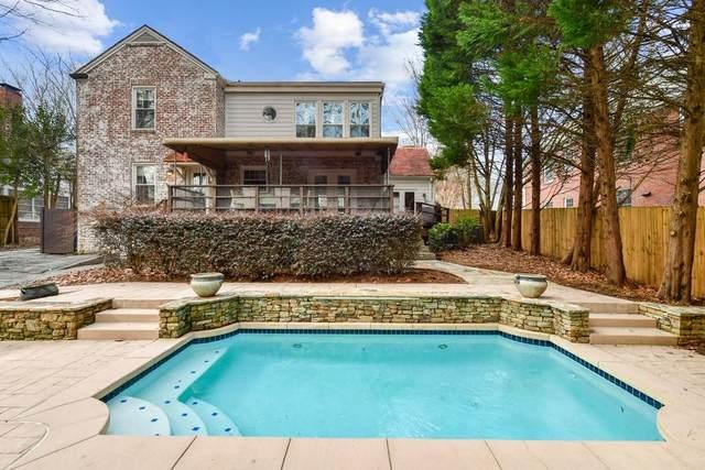 1743 Johnson Road NE, Atlanta, GA 30306 (MLS #6828148) :: North Atlanta Home Team
