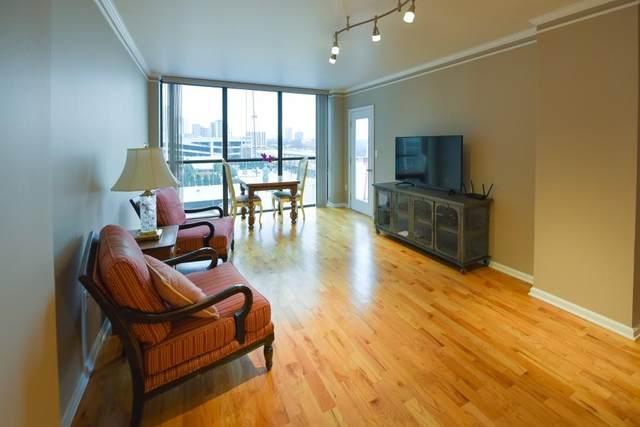 1280 W Peachtree Street NW #1106, Atlanta, GA 30309 (MLS #6828183) :: Path & Post Real Estate