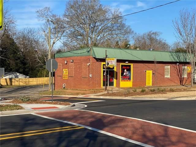 323 Hill Street, Griffin, GA 30223 (MLS #6828202) :: RE/MAX Paramount Properties