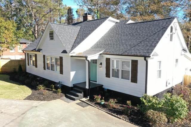 2052 Second Avenue, Decatur, GA 30032 (MLS #6828272) :: Path & Post Real Estate