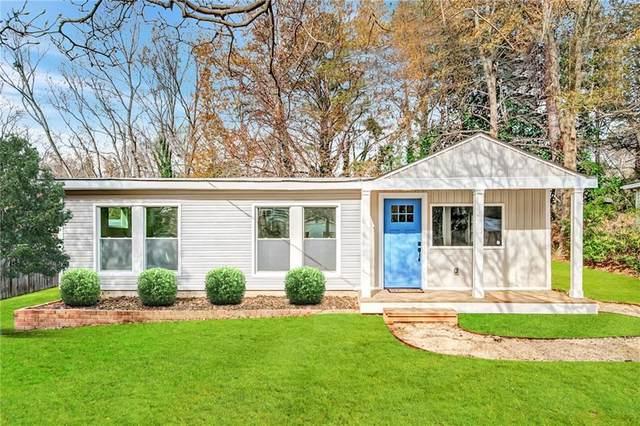 847 Wells Circle SE, Smyrna, GA 30080 (MLS #6828327) :: Path & Post Real Estate