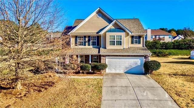 955 Shannon Road SW, Loganville, GA 30052 (MLS #6828366) :: North Atlanta Home Team