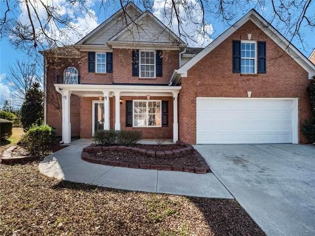 6105 Mulberry Park Drive, Braselton, GA 30517 (MLS #6828477) :: Path & Post Real Estate
