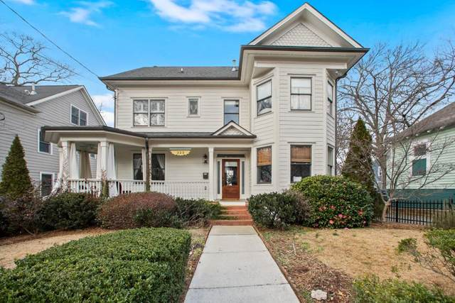 322 Pavillion Street SE, Atlanta, GA 30315 (MLS #6828487) :: The Zac Team @ RE/MAX Metro Atlanta