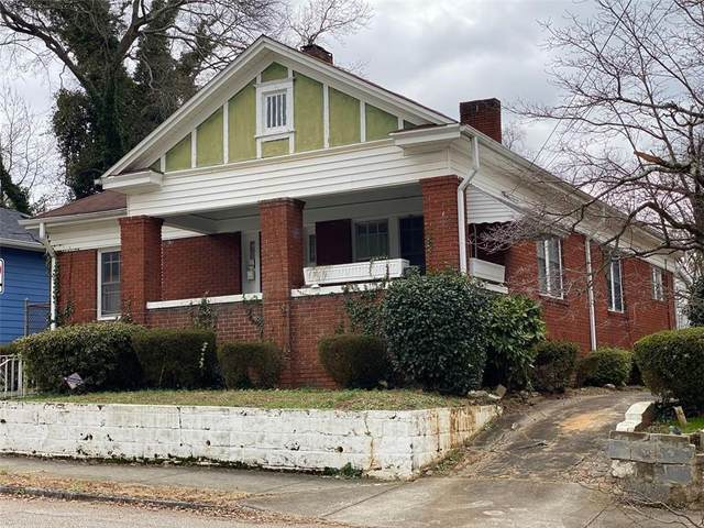 1012 SW Palmetto Avenue SW, Atlanta, GA 30314 (MLS #6828752) :: The Zac Team @ RE/MAX Metro Atlanta
