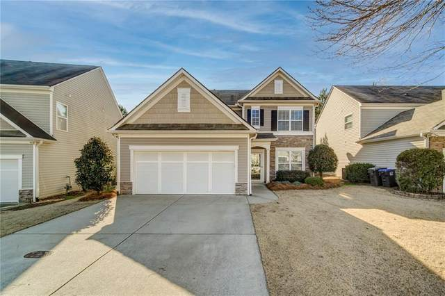 320 Woodland Pass, Canton, GA 30114 (MLS #6828756) :: Kennesaw Life Real Estate