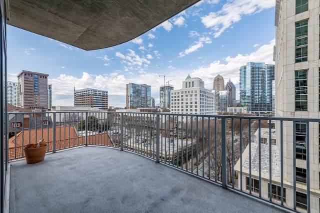 943 Peachtree Street NE #711, Atlanta, GA 30309 (MLS #6828825) :: AlpharettaZen Expert Home Advisors
