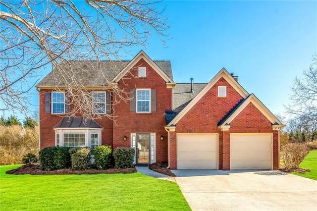 167 Meadowview Lane, Powder Springs, GA 30127 (MLS #6828840) :: RE/MAX Prestige