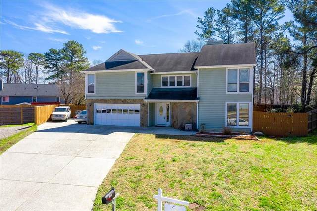 1302 Realm Lane, Lawrenceville, GA 30044 (MLS #6828856) :: Path & Post Real Estate