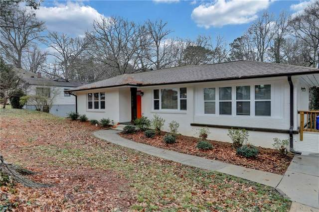 2060 Meador Avenue, Atlanta, GA 30315 (MLS #6829118) :: Scott Fine Homes at Keller Williams First Atlanta