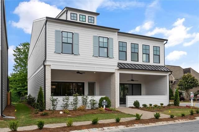 674 Stickley Oak Way, Woodstock, GA 30189 (MLS #6829209) :: North Atlanta Home Team