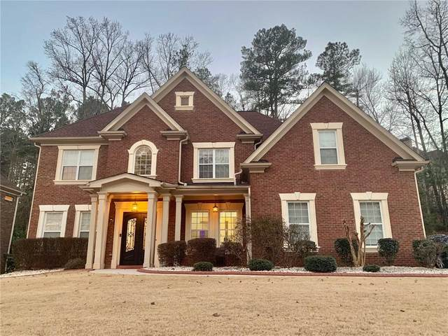 5715 Southcrest Lane, Lithonia, GA 30038 (MLS #6829253) :: Scott Fine Homes at Keller Williams First Atlanta