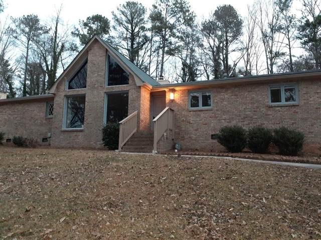 1820 Gallant Fox Lane NE, Marietta, GA 30062 (MLS #6829285) :: North Atlanta Home Team