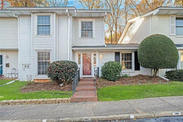 1468 Hampton Glen Court, Decatur, GA 30033 (MLS #6829329) :: North Atlanta Home Team