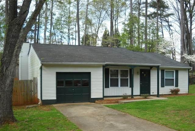 320 Hembree Forest Circle, Roswell, GA 30076 (MLS #6829483) :: North Atlanta Home Team