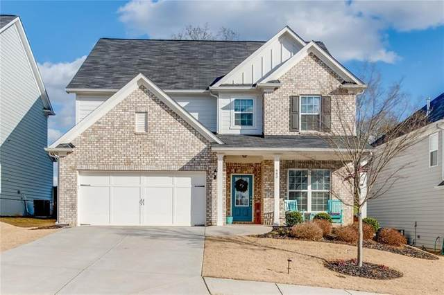 443 Timberleaf Road, Canton, GA 30115 (MLS #6829492) :: North Atlanta Home Team