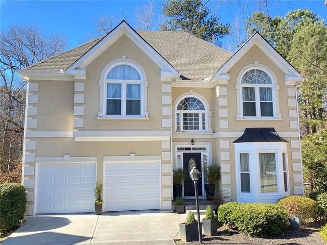 4540 Devonshire Road, Dunwoody, GA 30338 (MLS #6829529) :: Path & Post Real Estate