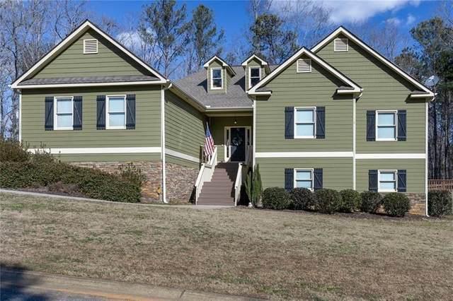410 Spring Lake Hills, White, GA 30184 (MLS #6829582) :: North Atlanta Home Team
