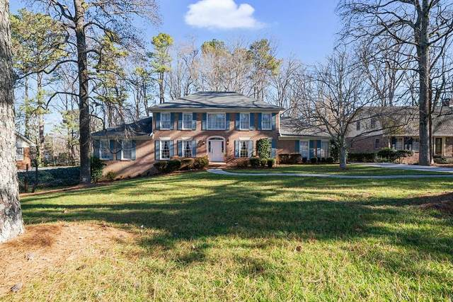 5265 Vernon Lake Drive, Atlanta, GA 30338 (MLS #6829591) :: The Zac Team @ RE/MAX Metro Atlanta