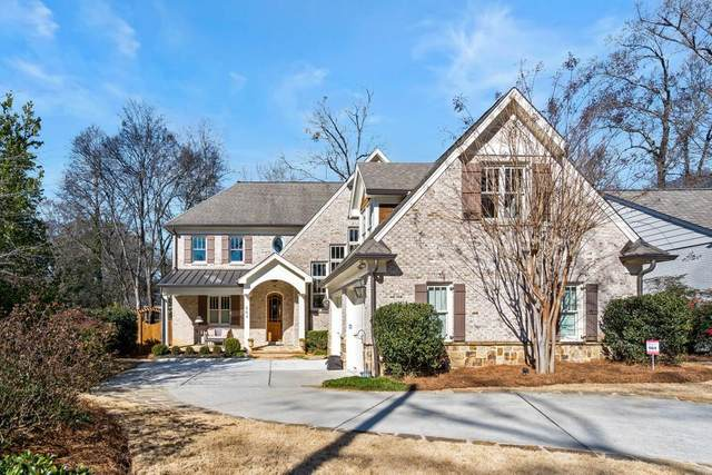 664 Cumberland Circle NE, Atlanta, GA 30306 (MLS #6829771) :: Thomas Ramon Realty