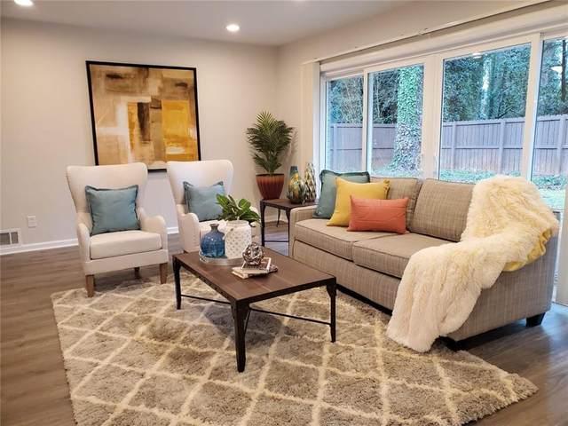 415 Hammond Drive, Sandy Springs, GA 30328 (MLS #6829925) :: Scott Fine Homes at Keller Williams First Atlanta