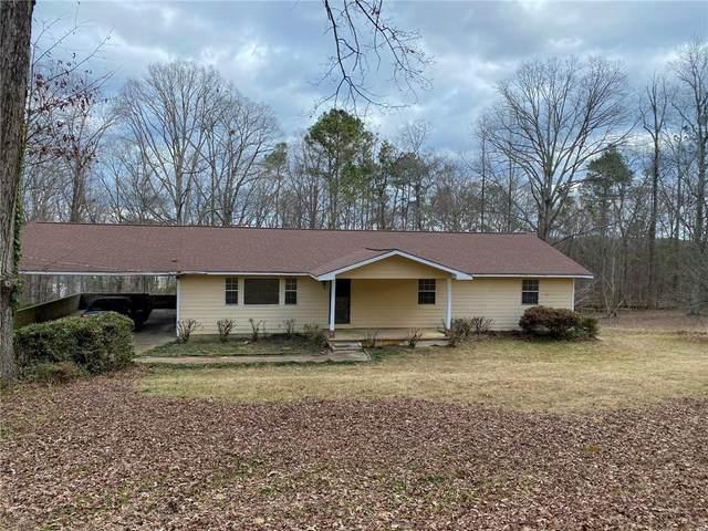 3870 Martin Drive, Ellenwood, GA 30294 (MLS #6830130) :: North Atlanta Home Team