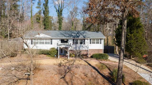 4104 Dunnington Drive, Marietta, GA 30062 (MLS #6830265) :: North Atlanta Home Team