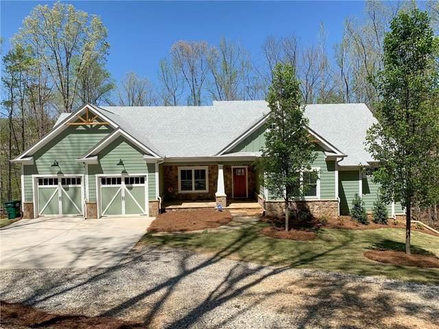 180 Peaceful Streams, Dahlonega, GA 30533 (MLS #6830374) :: Good Living Real Estate