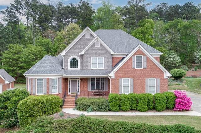 3383 Forestwood Drive, Suwanee, GA 30024 (MLS #6830550) :: RE/MAX One Stop