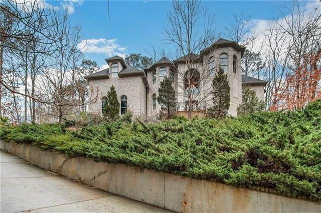 1859 Mountain Shadow, Smoke Rise, GA 30087 (MLS #6830556) :: Charlie Ballard Real Estate