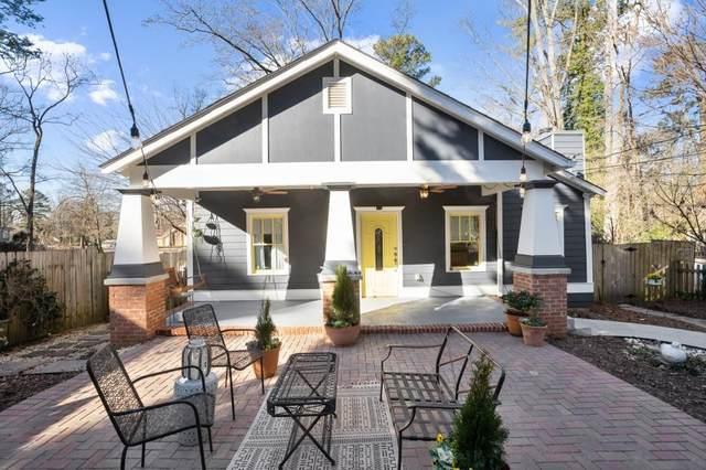 563 Daniel Avenue, Decatur, GA 30032 (MLS #6830692) :: North Atlanta Home Team